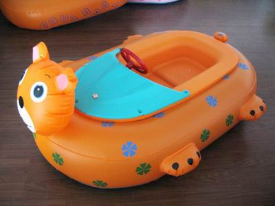 childs boat